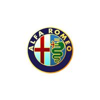 ilogo della marca automobilistica Alfa Romeo