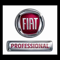 ilogo della marca automobilistica Fiat professional