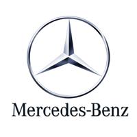ilogo della marca automobilistica Mercedes