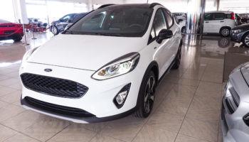 immagine dell´auto Ford Fiesta Active 1.5 Ecoblue 85cv 5P