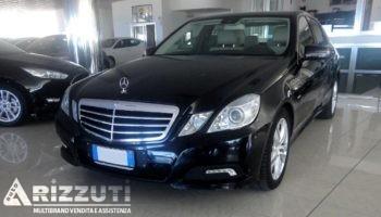 immagine dell´auto usata Mercedes–Benz New E 250Cdi BlueEfficiency Avangarde 204cv