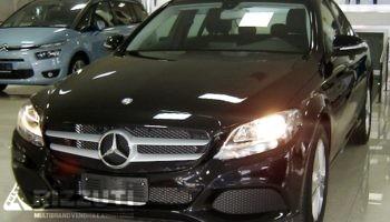 immagine dell´auto usata Mercedes Nuova Classe C200D Bluetec Berlina 1.6cc 136cv Automatic Business E6B