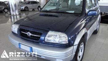 immagine dell´auto usata Suzuki Grand Vitara 2.0 td – 64 Kw – 87 cv 4×4 – 5 Porte
