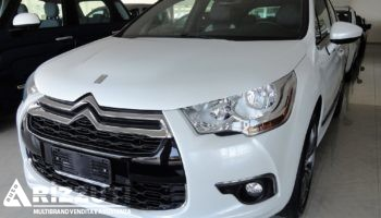foto dell´auto CITROEN DS4 SO-CHIC 1.6Blue-HDI 120 CV   SO CHIC