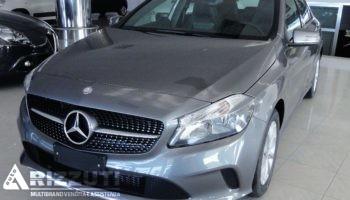 foto dell´auto Mercedes  classe A160   1.5 CDI