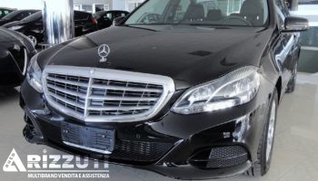immagine dell´auto usata Mercedes E 200 Bluetec AUTOMATIC – BUSINESS EURO 6B – 136