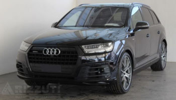 immagine dell´auto Audi Q7 Sport plus 50 TDI quattro 286cv – tiptronic