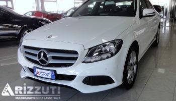 immagine dell´auto usata Mercedes Nuova Classe  C 220 D – 170 CV – Euro 6B  Automatic – Business