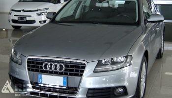 immagine dell´auto usata Audi  A4 Avant Ambiente Plus 2.0 Tdi 170cv – 6marce – Euro 5A