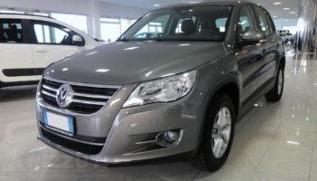 immagine dell´auto usata Volkswagen Tiguan  2.0 Tdi 140 cv  – DPF  6 Marce – 4 Motion