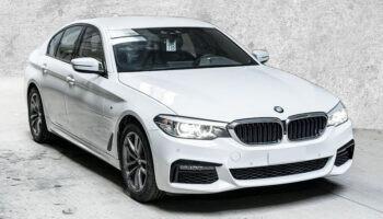 immagine dell´auto usata BMW Serie 5 MSPORT 520d – AUTOMATIC – Berlina – 2.0 190cv