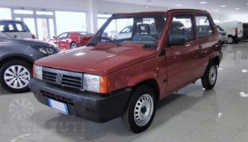 immagine dell´auto usata Fiat Panda  1.100 Young 40 kw