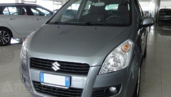 immagine della vettura SUZUKI SPLASH  1.3 DDIS – KW 55 – Cv 75  5 PORTE – EURO 4