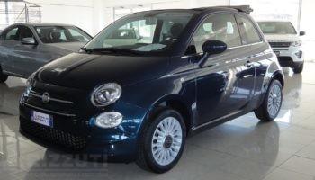 immagine dell´auto usata FIAT 500 CABRIO  LOUNGE – DUALOGIC  1.2 – 69 CV – Euro 6B