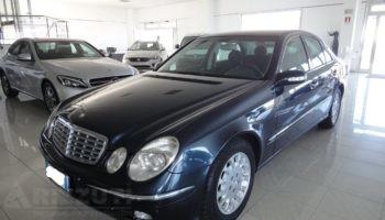 immagine dell´auto usata Mercedes Classe E 220 CDI ELEGANCE 2.2 150 CV