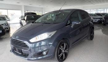 immagine dell´auto usata Ford Fiesta TITANIUM 1.5 TDCI – 75cv – 5 porte – Euro 5B