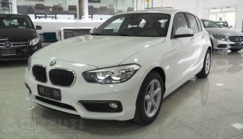 immagine dell´auto usata BMW SERIE 1 116 D BUSINESS 1.5 – 115cv – 5P.