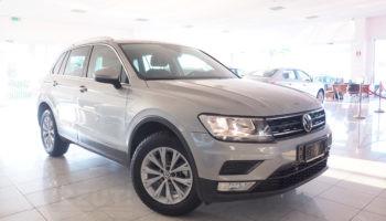 immagine dell´auto usata Volkswagen Tiguan Business 2.0 Tdi 150cv – 6M – 4 Motion
