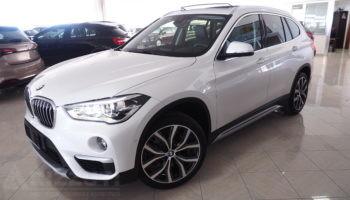 immagine dell´auto usata BMW X1  X-DRIVE – X-LINE AUT.  20D – 190cv – Euro 6D