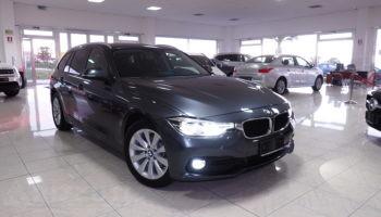 immagine dell´auto usata BMW Serie 3 Touring Business Advantage 318 D 1.8 Aut – 150 Cv