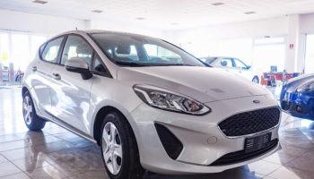 immagine dell´auto Ford Fiesta 1.1 Bz 75cv 5p CONNECT