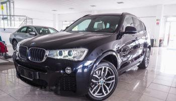 immagine dell´auto usata BMW X3 X-DRIVE – M SPORT AUT.  20D – 190cv – 4X4 – Euro 6B