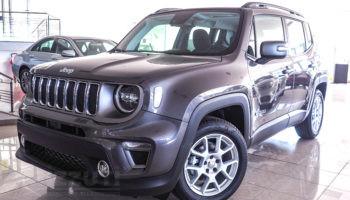 immagine dell´auto usata Jeep Renegade  Limited – Navy – Led – 1.6 MJT