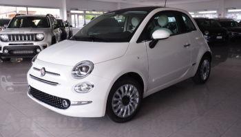 """immagine dell´auto usata Fiat 500 Lounge – """"Con Tetto In Vetro Panoramico"""" -1.2 69cv – 3p"""