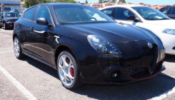 foto dell´auto Alfa Rome Giulietta SPORT BREMBO 1.6 MJ 120CV