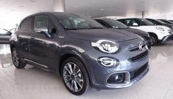 immagine dell´auto FIAT 500 X – SPORT – 1.6 MJ 120cv