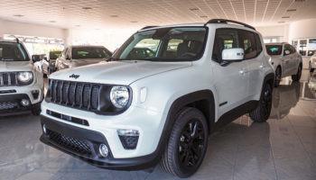 immagine dell´auto Jeep Renegade Night Eagle 1.6 Mj