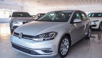 immagine dell´auto Volkswagen Nuova Golf – Executive -1.6 Tdi Bluemotion Technology – 115cv