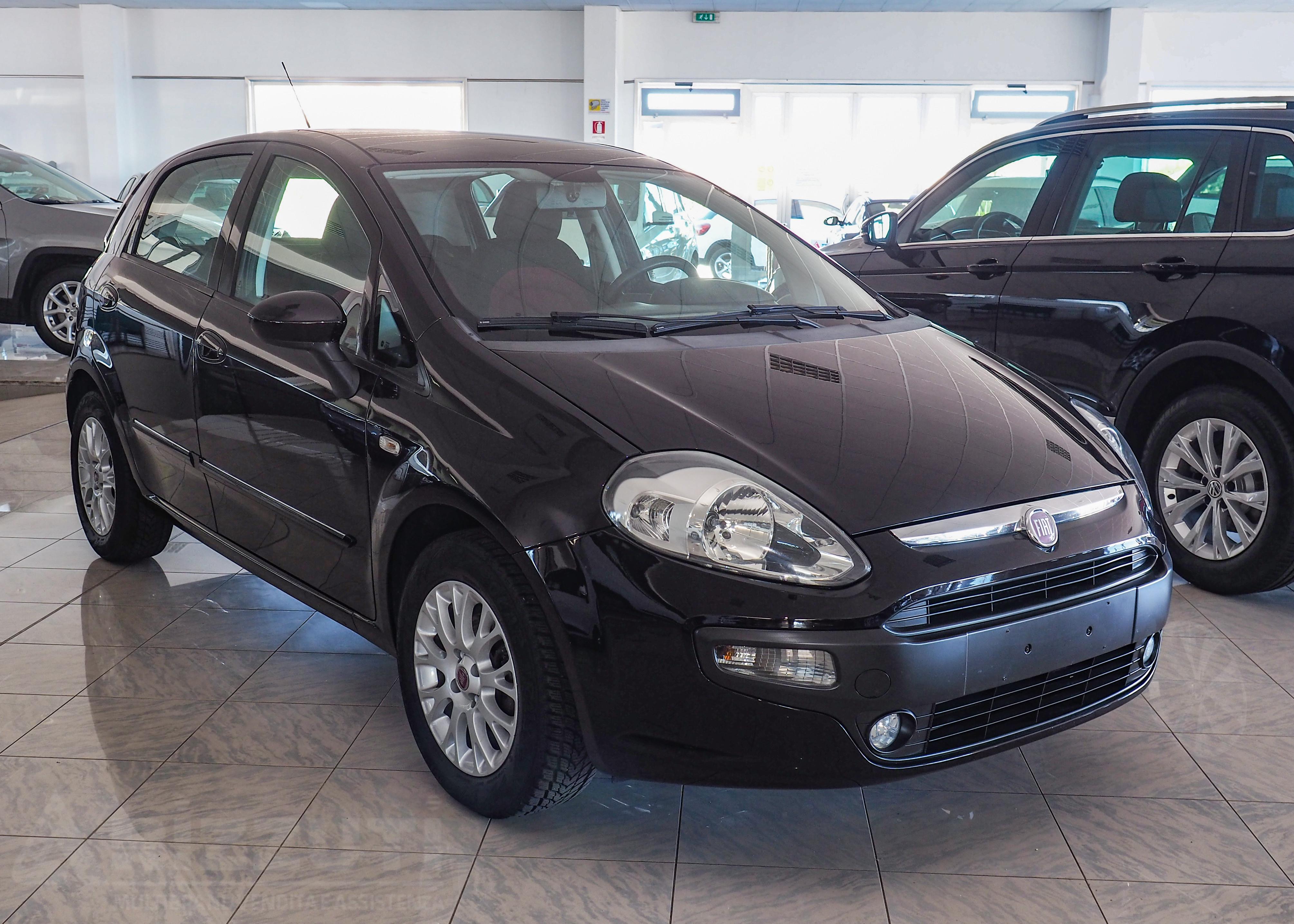 Fiat Punto  U2013 Dynamic Evo