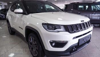 immagine dell´auto usata JEEP COMPASS  S  AWD – Cambio Automatico – 2.0 MJ  140cv