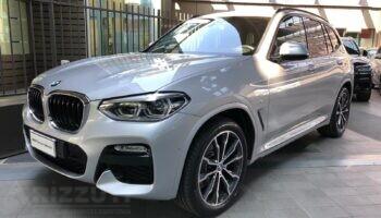immagine dell´auto usata BMW X3 xDrive 20d  M SPORT –  2.0 190cv