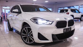 immagine dell´auto BMW X2 sDrive18d  M-Sport Auto – 2.0 150cv