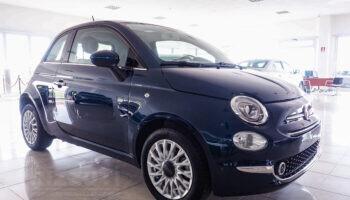 """immagine dell´auto usata FIAT 500 3P LOUNGE – """" Con Tetto In Vetro Panoramico """" – 1.2 BZ 69cv"""