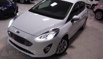 immagine dell´auto Ford Fiesta Titanium – 1.5 85cv