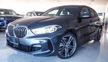 immagine dell´auto BMW SERIE 1 116d M-Sport – AUTOMATIC – 1.5 116cv
