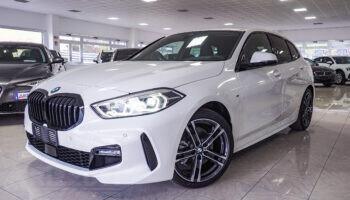 immagine dell´auto usata BMW SERIE 1 116 D  M SPORT – AUTOMATIC – 5 Porte -1.5 116CV