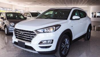 immagine dell´auto Hyundai Tucson Xprime – 1.6 CRDI – 2WD – 48V 115cv