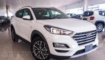 """immagine dell´auto Hyundai Tucson Xprime – 1.6 CRDI – 2WD – 48V 115cv – """"techno"""""""