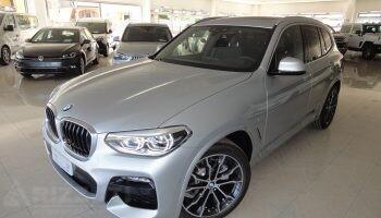 immagine dell´auto usata BMW MSPORT X3 xDrive 20d 190cv